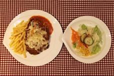 Parmesan Schnitzel